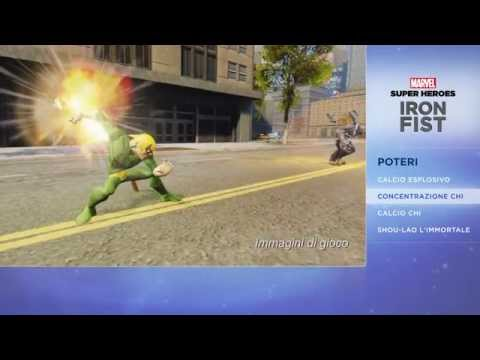 Disney Infinity 2.0 -- Marvel Super Heroes: Iron First | HD