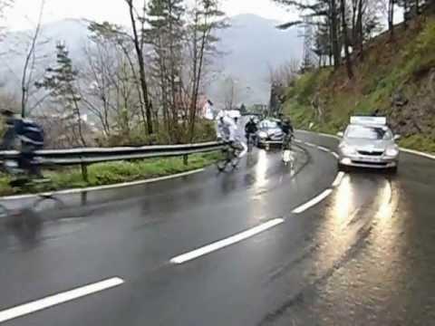 4ª etapa, Vuelta al Pais Vasco 2013 - Subida final a Arrate (Eibar)