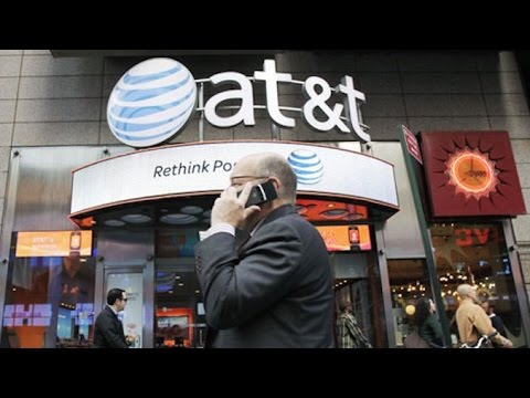 Edward Snowden Reveals AT&T + NSA Spying on UN