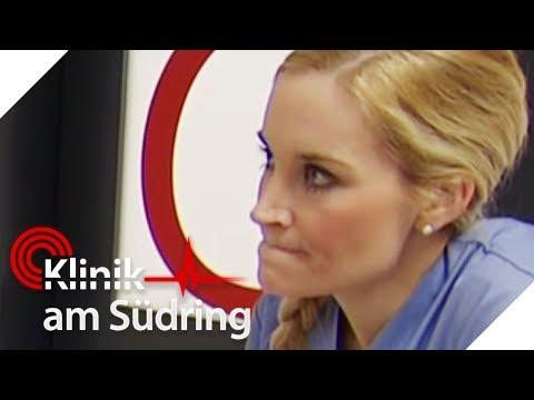 Zink macht Sperma flink! Paar will unbedingt ein Baby bekommen!   Klinik am Südring   SAT.1 TV