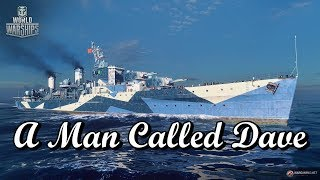 World of Warships - A Man Called Dave