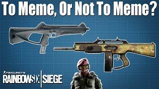 What's the better choice: Mx4 or ACS12? Rainbow Six Siege