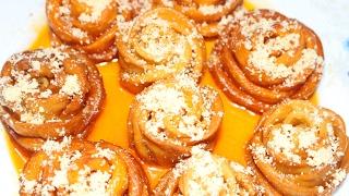 Easy cooking | Golap pitha 2 style | Honey Kitchen-75