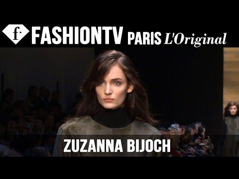 Zuzanna Bijoch | Model Talk EXCLUSIVE | Fall/Winter 2014-15 | FashionTV