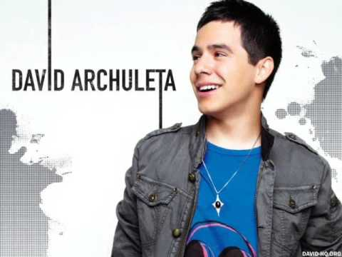 David Archuleta - Save the Day