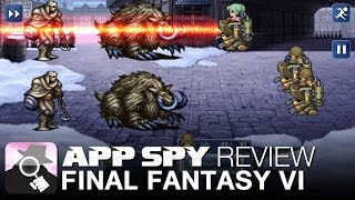 Final Fantasy VI | iOS iPhone / iPad Gameplay Review - AppSpy.com