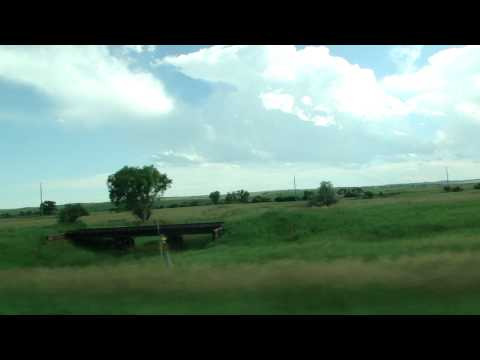 U of M Storm Chase - June 25, 2011 - Rapid City Set Up