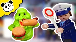 Playmobil Ghostbusters - Geist in der Polizeistation! Playmobil Film