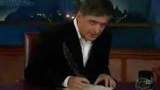 Thumb Videos de Craig Ferguson en The Late Late Show
