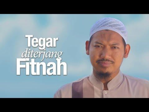 Ceramah Singkat: Tegar Diterjang Fitnah - Ustadz Abu Ubaidah Yusuf As-Sidawy.