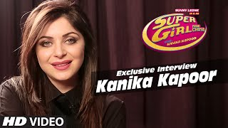 Kanika Kapoor's Exclusive Interview | SUPER GIRL FROM CHINA Song | T-Series