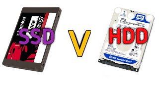 SSD Vs HDD Explained తెలుగులో ||Srlaptopcare ||