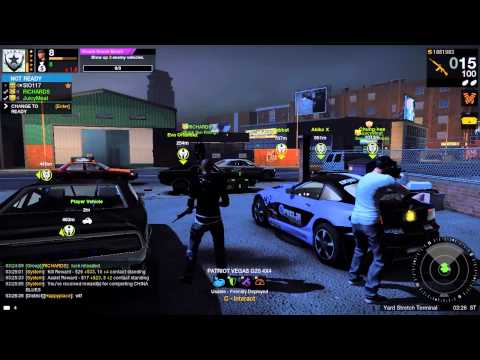 APB Reloaded - Don't get out SIO ... dude I WILL ALWAYS JUMP OUT -.- / 60 FPS