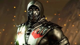 Mortal Kombat X Fatalities Scorpion Foot Clan Ninja Mod