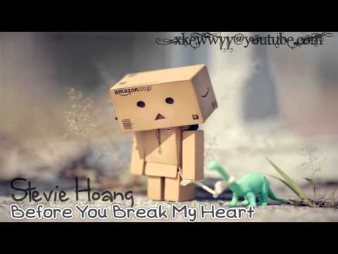 Break my heart lyrics