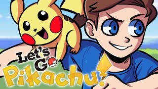 LET'S GO, PIKACHU: The Whole Game in 30 Minutes!