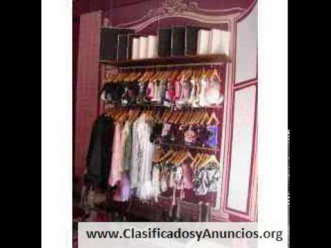 fondo de comercio lenceria de diseo o boutique ind