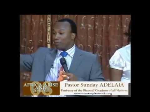 The philosophy of success and The philosophy of faillure By Pastor Sunday Adelaja at ZTCC Rwanda Par