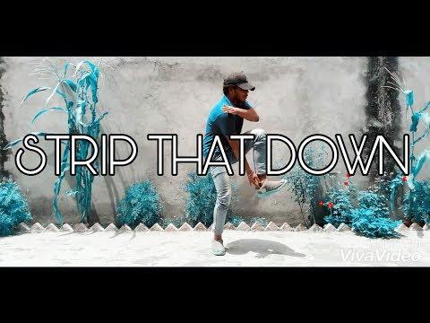 """""""STRIP THAT DOWN"""" - Liam Payne ft. Quavo   Rajiv Dhall Cover   Choreography   By Ayush"""