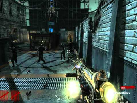 zombies gameplay ORIGINAL pc der riese HACK GOD MODE