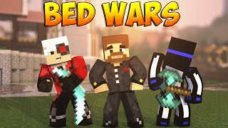 Minecraft Bed Wars #11 - Три игры за раз!