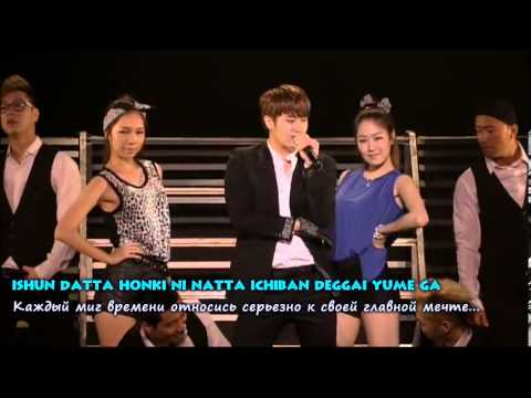 [full Concert] Heo Young Saeng - Overjoyed Part 2  [rus Sub] video