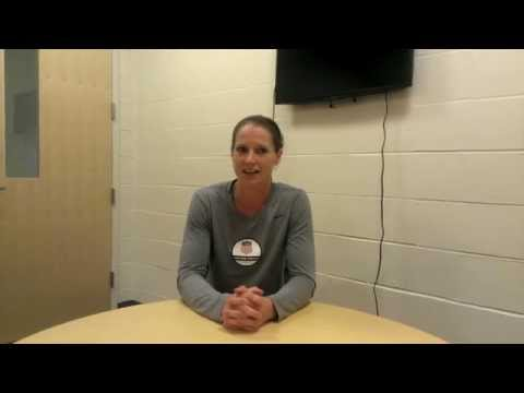 USA Women's Hockey National Team Evaluation Camp Post-Scrimmage Reaction