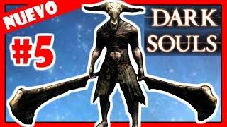 Dark Souls Remastered guia: DEMONIO DE ARIES - EP.5