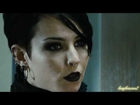 Lisbeth Salander ♥ Noomi Rapace ♥ The Girl with the Dragon Tattoo !