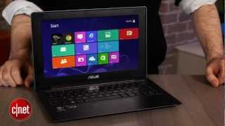 Asus Taichi gives you two screens in one laptop