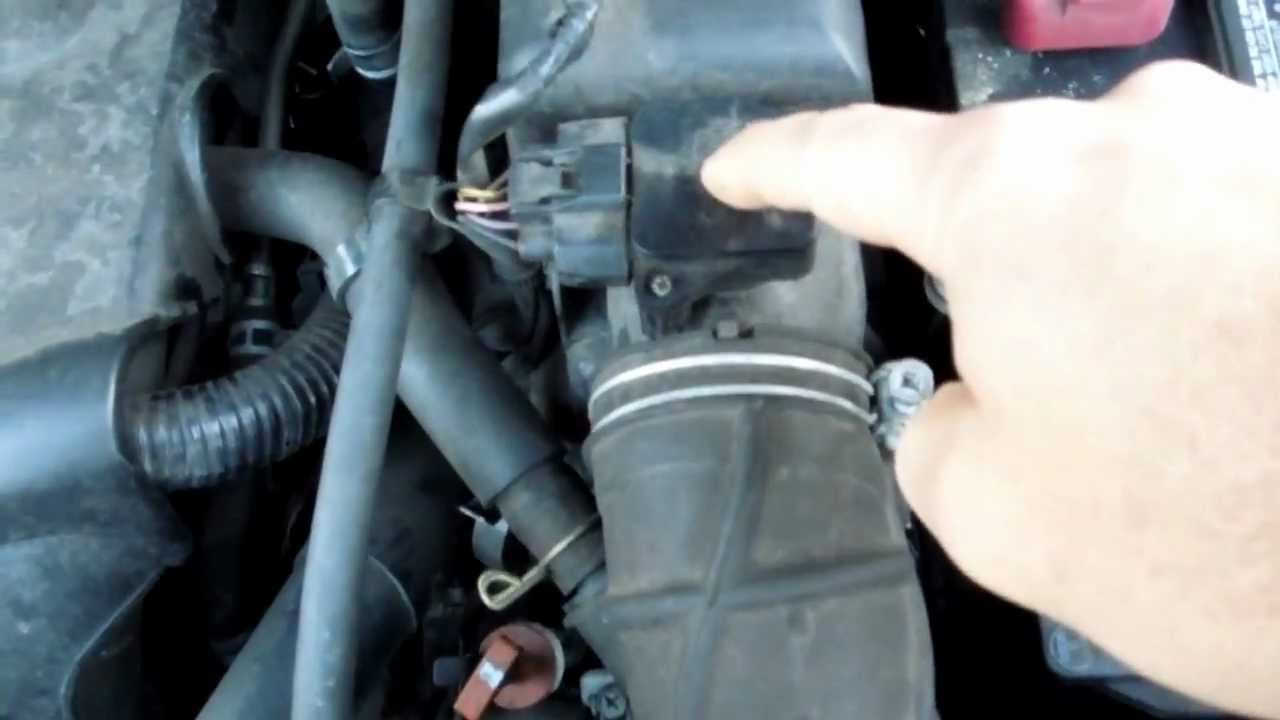 service manual  how to replace thermostat 2005 scion xb