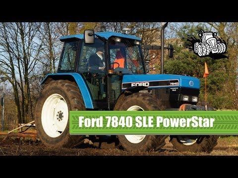 Ford 7840 SLE PowerStar 6 cylinder 100 HP Gopro Trekkerweb GoPRO