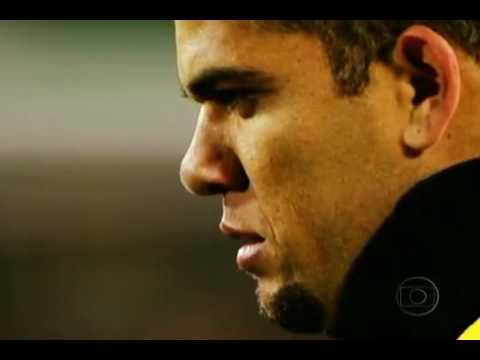 Jornal Nacional - Histórias dos Jogadores da Seleção Brasileira - Daniel Alves