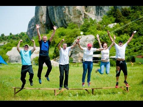 Team building, организация праздников, день рождения на природе