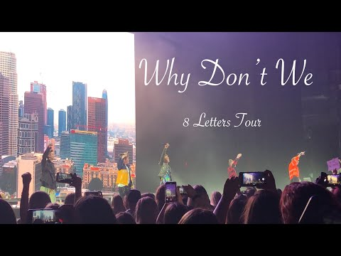 Download Lagu  Why Don't We: 8 letters tour Met Them !!! Mp3 Free