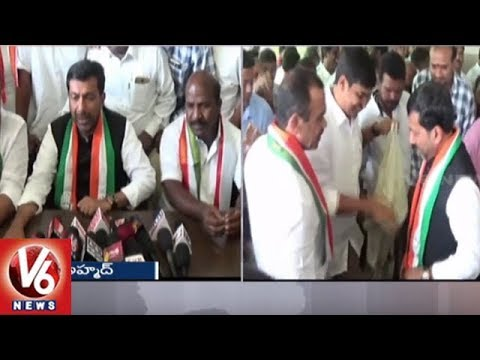 AICC Leader Saleem Ahmed Criticize CM KCR And PM Modi | Nalgonda | V6 News