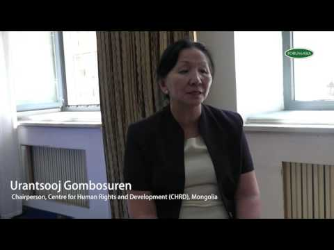 #FORUMASIA25: The Effects of the Transition to Market Economy in Mongolia