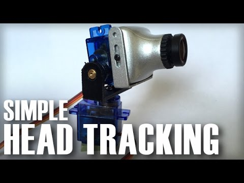 Simple FPV Head Tracking - Basic Design
