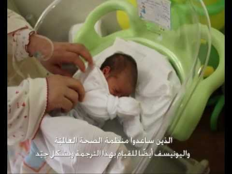 World Vision in Lebanon's health program achievements for the Year 2012