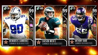 Summer BlockBuster Tips   How To Snipe For Movie Tickets   Madden 18 Ultimate Team
