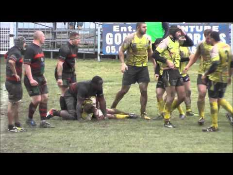 Saverdun / Usap 84 rugby