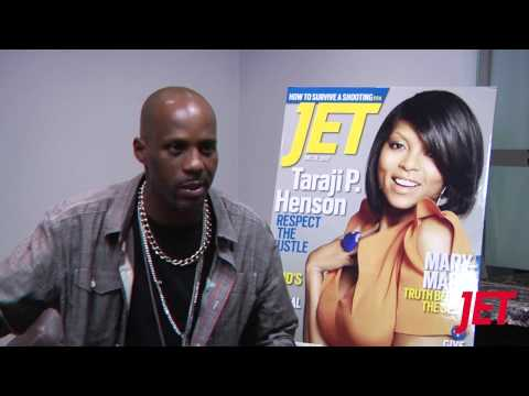 DMX Talks to JET magazine about OWN's Iyanla Fix My Life