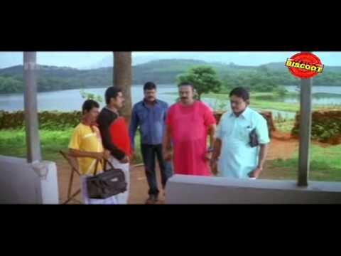 Kabadi Kabadi Malayalam Movie Comedy Scene Kalabhavan Mani Suraaj Indirans video