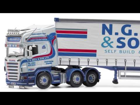 Model Truck World: Corgi 2013 Jul - Dec Trailer