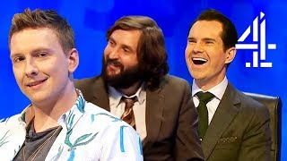 Joe Lycett's FUNNIEST Stories!!| 8 Out of 10 Cats Does Countdown | Best of Joe Lycett