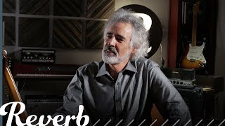 """Download Lagu Ron Blair on Recording """"American Girl"""" Bass Parts 