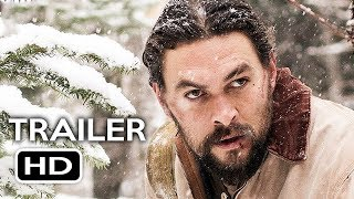 Braven Official Trailer #1 (2018) Jason Momoa, Stephen Lang Action Movie HD
