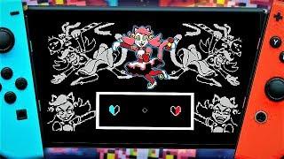 New Secret MAD MEW MEW Boss Battle!! | Undertale Nintendo Switch (Full Mew Mew Kissy Cutie fight)