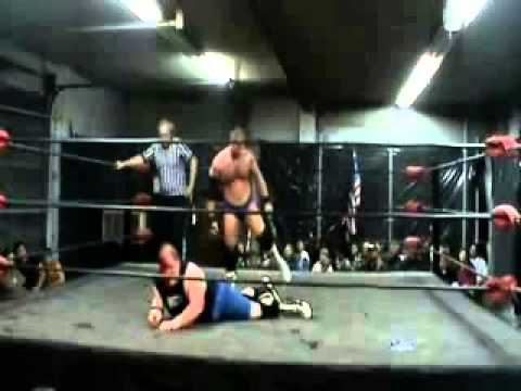 DYRON FLYNN W/ CHRIS NORTE VS LEE BYFORD(C) TAPW CHAMPIONSHIP MATCH