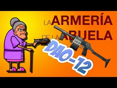 Battlefield 3 | La armera de la abuela: DAO-12 [Gua de armas]